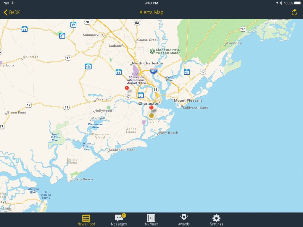 find my stuff app mobile gps tracking apps