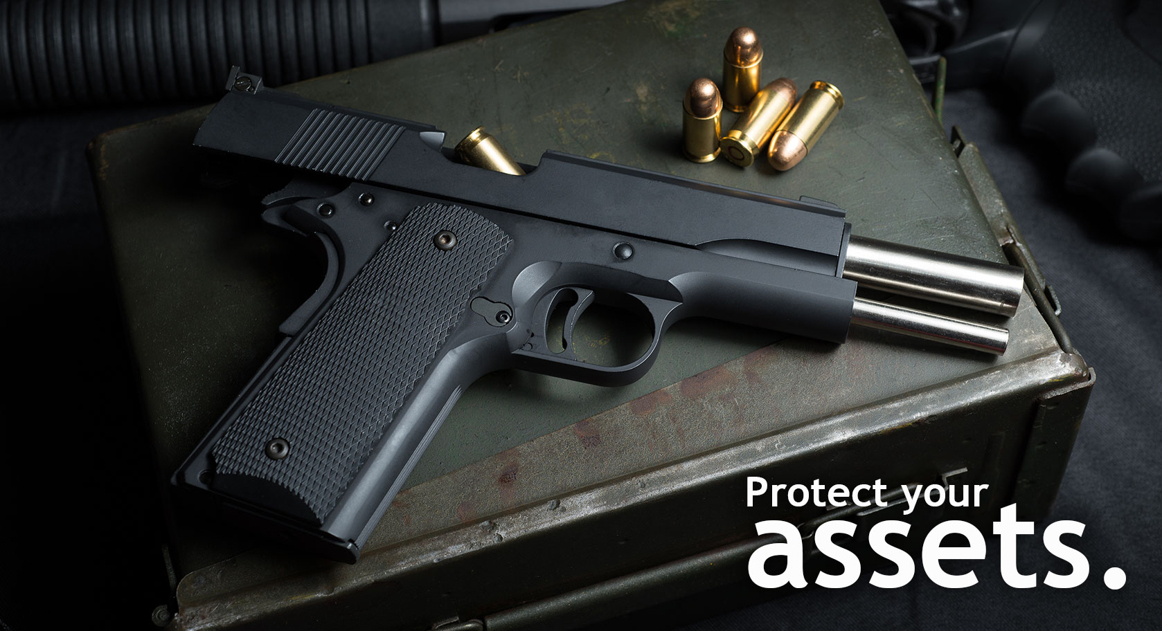 keep track of guns with the home insurance inventory app